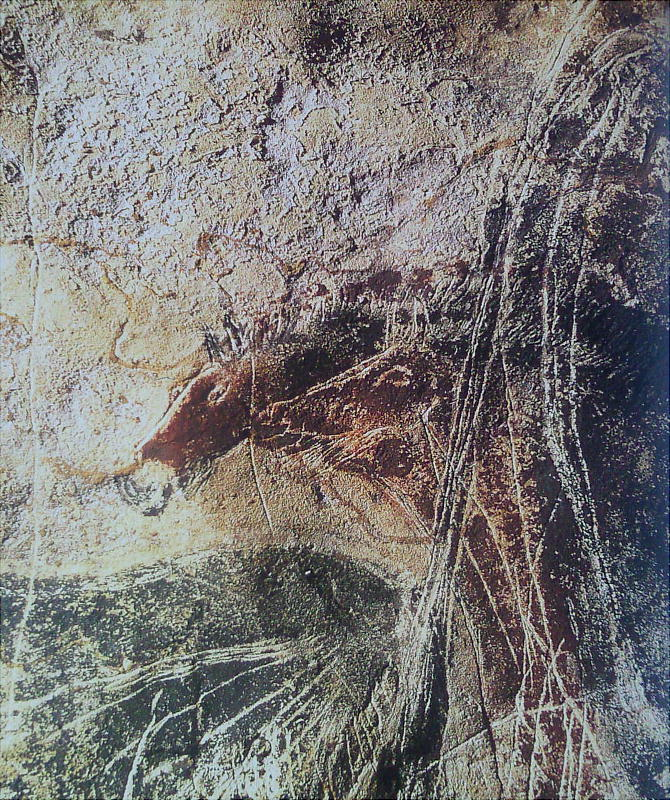 ラスコー の 壁画