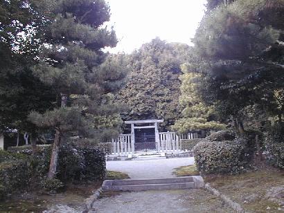 醍醐天皇陵